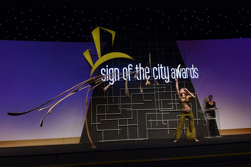 Sign of the City Awards Ödül Töreni 2015