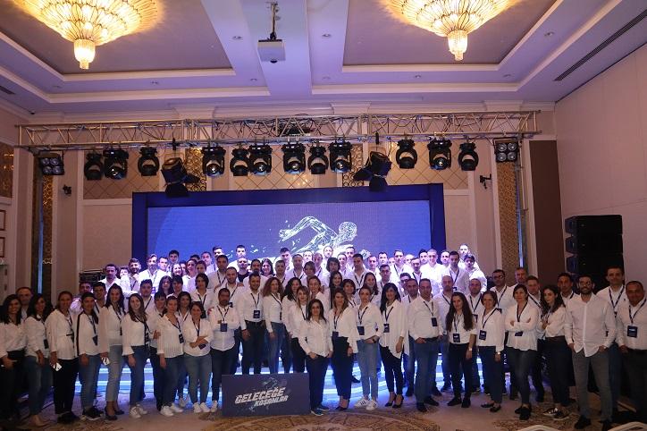 Unilever Umehead Toplantı Etkinliği