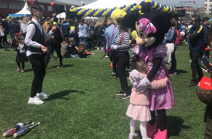 Fenerbahçe Çocuk Ve Gençlik Kulübü – 23 Nisan Şenliği